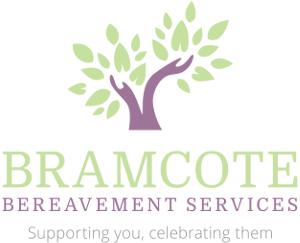 Bramcote Bereavement Services. Supporting you, celebrating them.